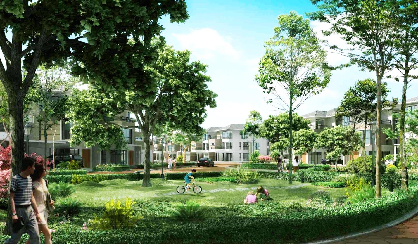 """Tiểu khu Botanic Gamuda Gardens """"hot"""" đến căn cuối cùng"""