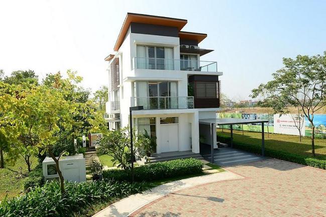 Biệt Thự Đơn Lập Gamuda City - Gamuda Gardens