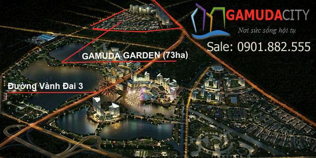 Bán Biệt Thự Gamuda Gardens