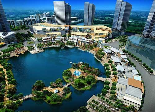 """Dự án Gamuda City """"Nơi tôn vinh giá trị cuộc sống"""""""