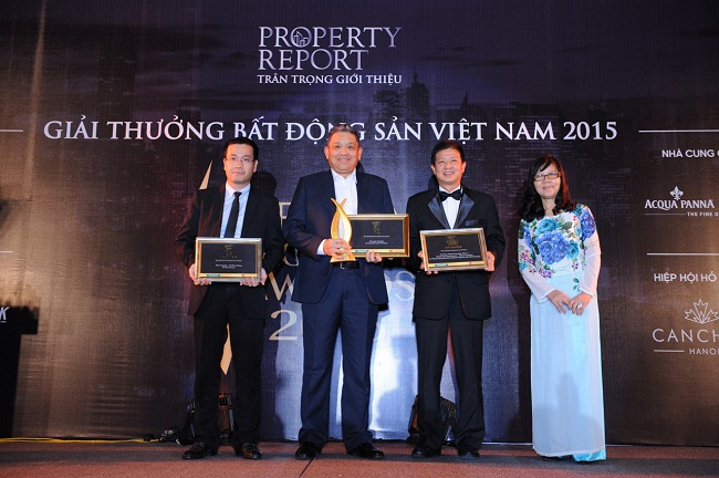 Gamuda Gardens nhận danh hiệu khu đô thị tốt nhất Hà Nội