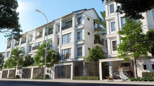 Mở bán chính thức Liền kề Dahlia Homes  - Gamuda Gardens